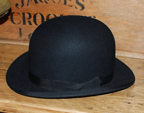 Christy's of London Derby Bowler Hat and Box