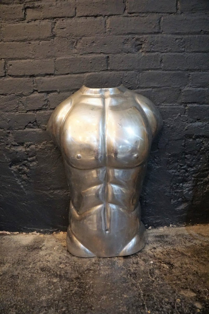 Aluminum Male Bust - Bloodline Merchants
