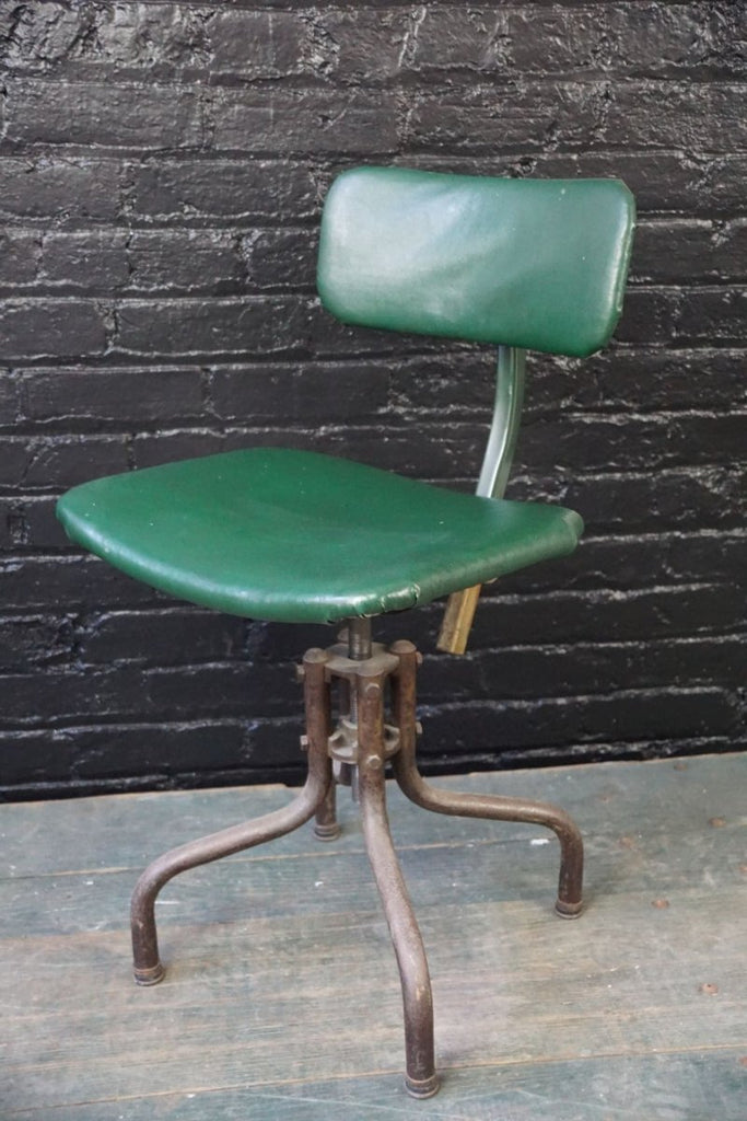 Antique Machinist's Chair - Bloodline Merchants