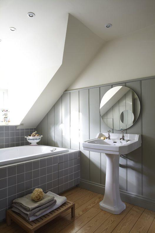 Blue Gray - Farrow & Ball