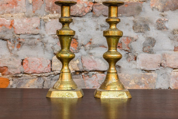 Brass Candelabra (set of 2) - Bloodline Merchants