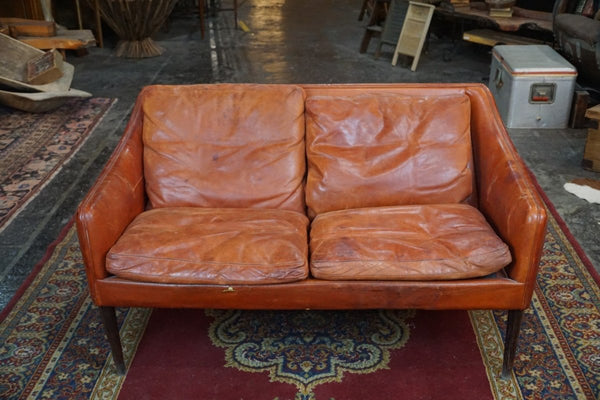 Danish Loveseat - Bloodline Merchants