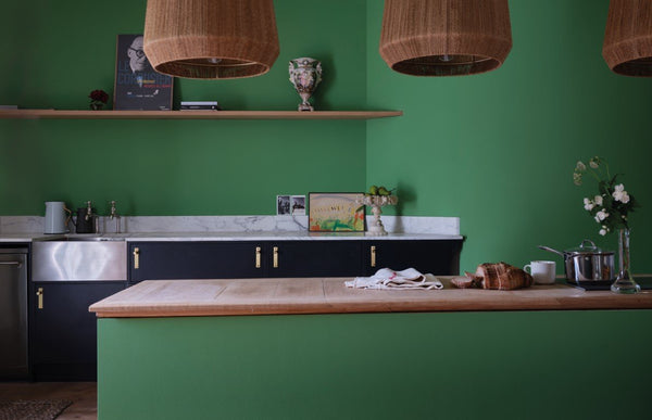 Emerald Green - Farrow & Ball