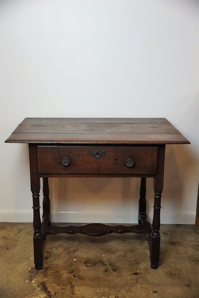Georgian Scumbled Side Table - Bloodline Merchants