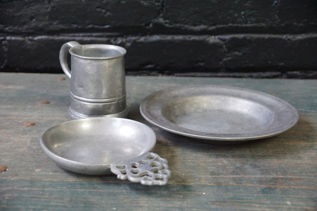 Metal Dishes (Set of 3) - Bloodline Merchants