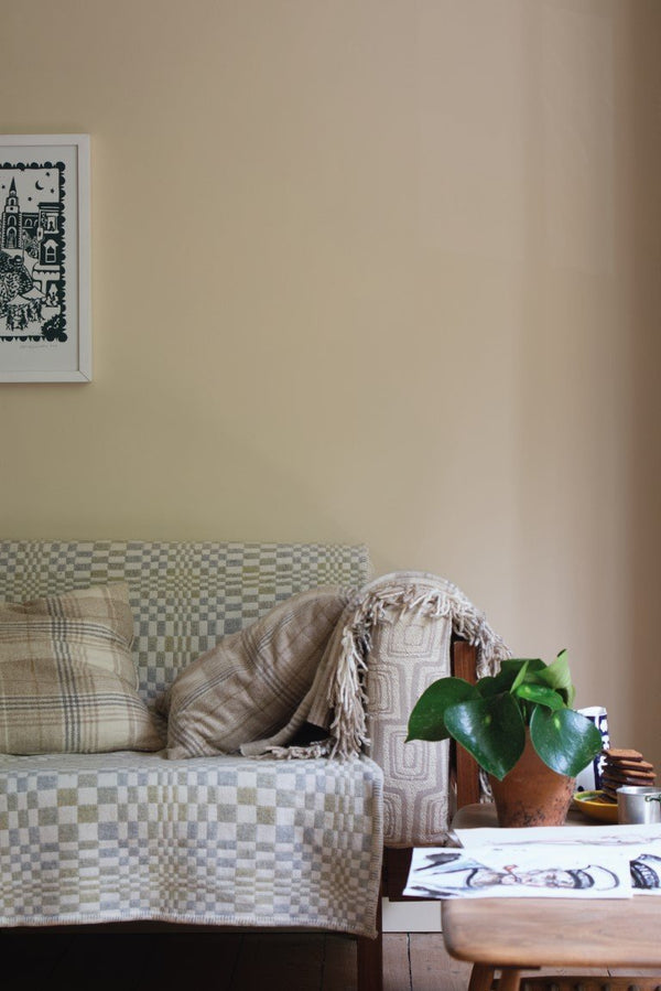 Orange Coloured White - Farrow & Ball