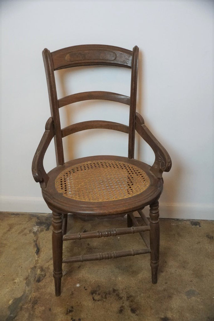 Small Oak Chair - Bloodline Merchants