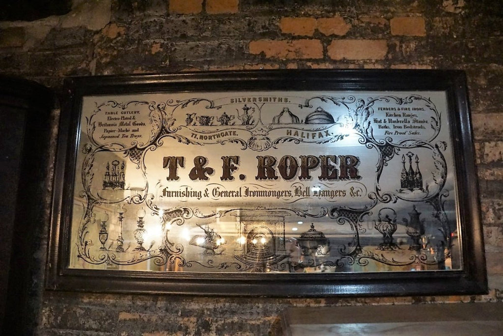 T&F Roper Mirror - Bloodline Merchants