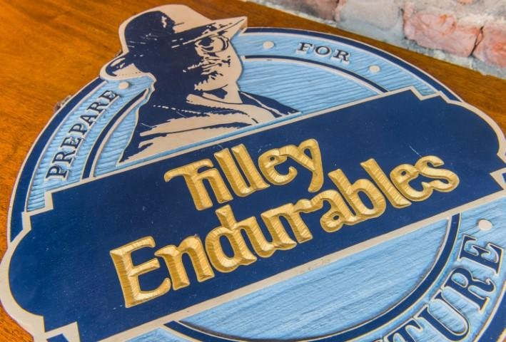 Tilley Endurables Wall Plaque - Bloodline Merchants