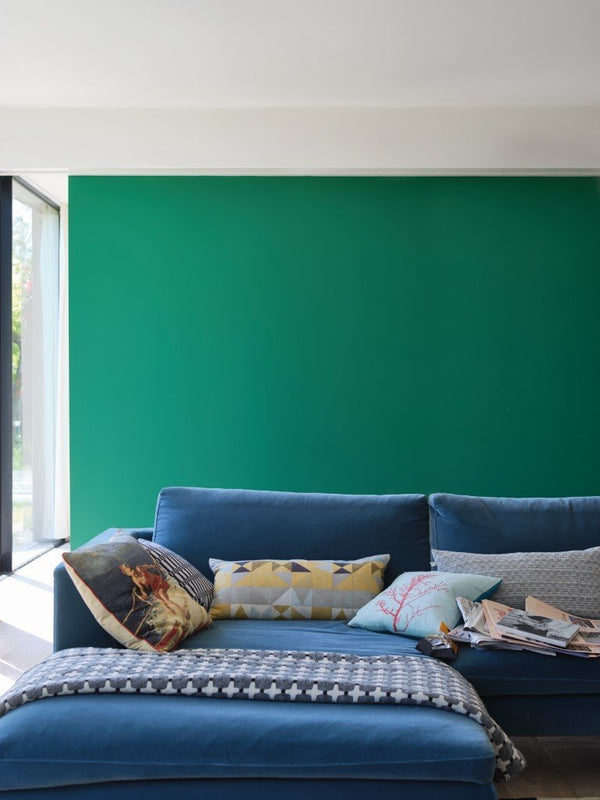 Verdigris Green - Farrow & Ball