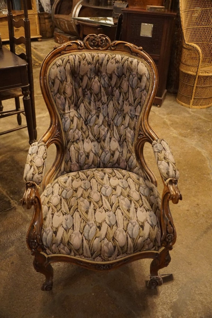Victorian Chair - Bloodline Merchants