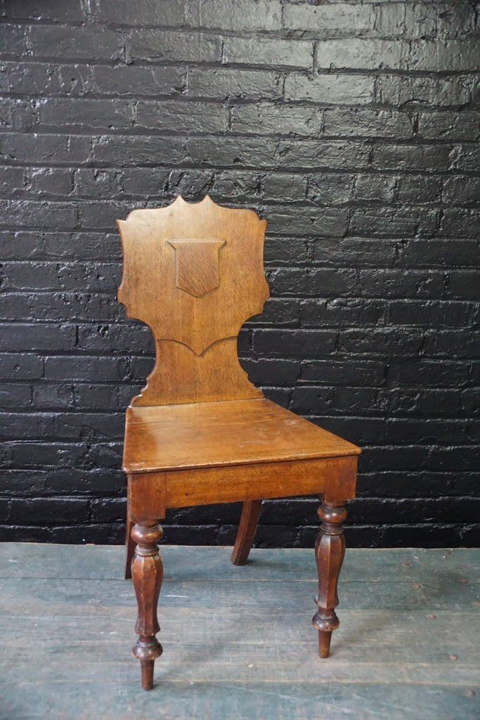 Victorian Oak Chairs (2) - Bloodline Merchants