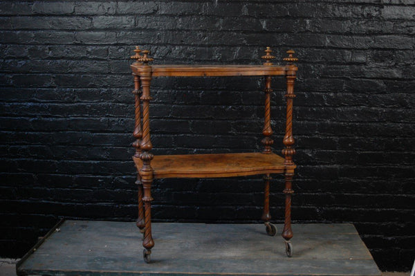 Wooden Bar Cart - Bloodline Merchants