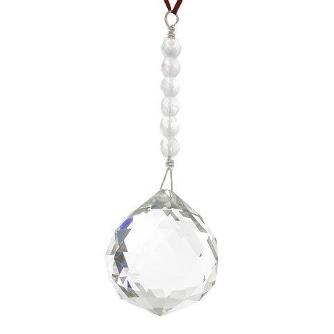 Hanging Crystal - Feng Shui - Creativity Area - 40mm
