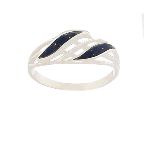 Lapis Ring - Finesse Jewelry