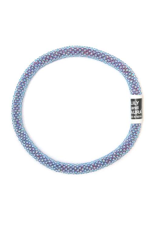 Ultraviolet Anklet by Lily and Laura