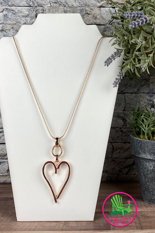 """The Love"" Statement Necklace"