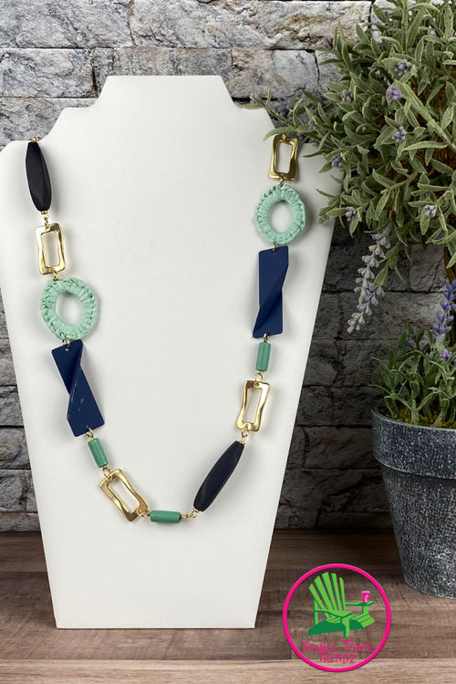 """The Spivey"" Statement Necklace"