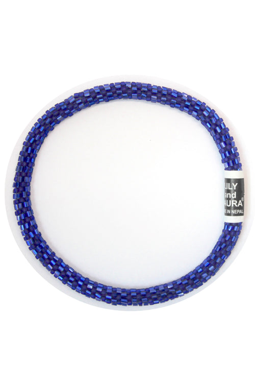 Blue Liberty Anklet by Lily and Laura