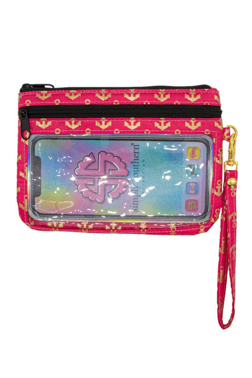 """Anchor"" Phone Wristlet by Simply Southern"