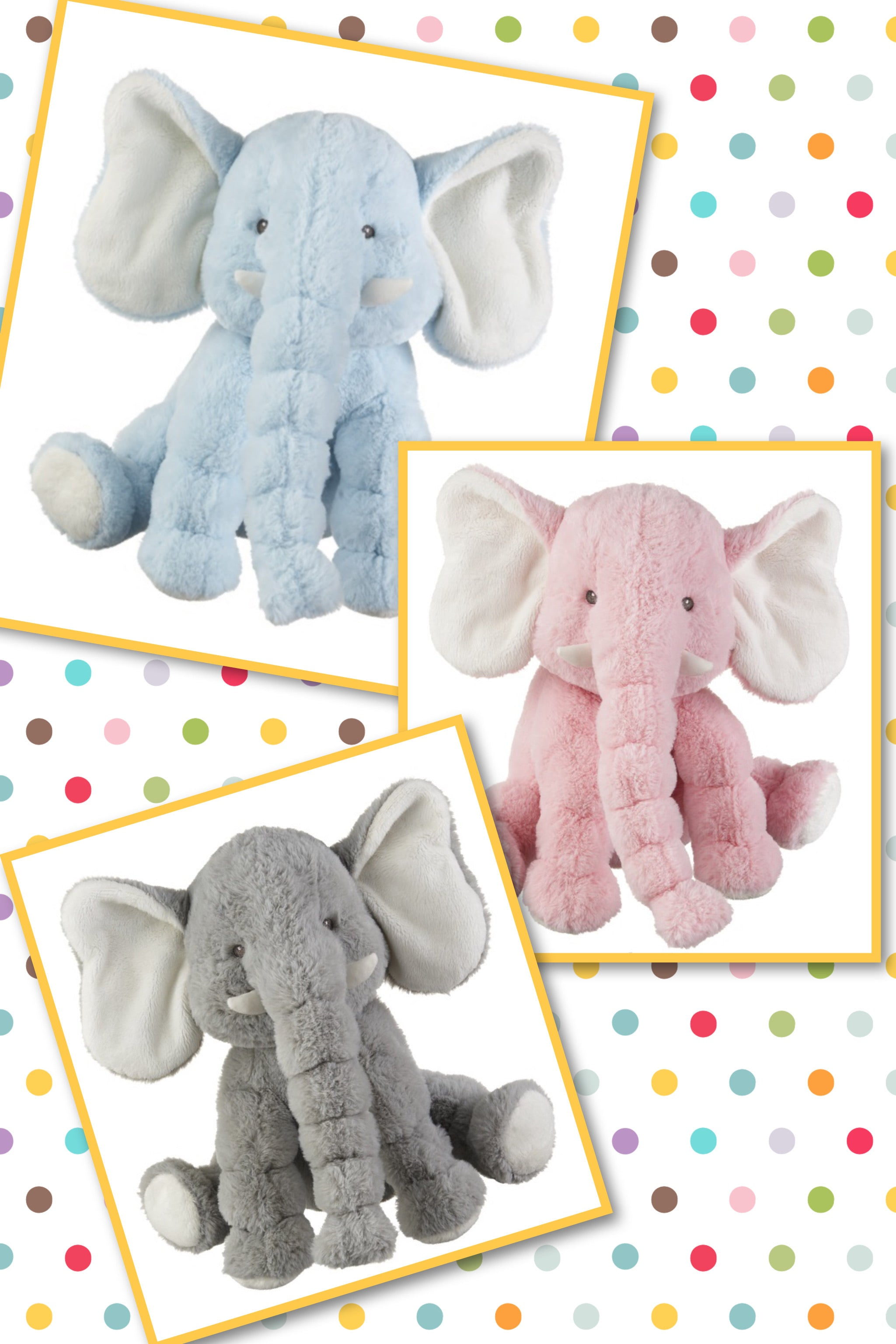 Jellybean Elephants