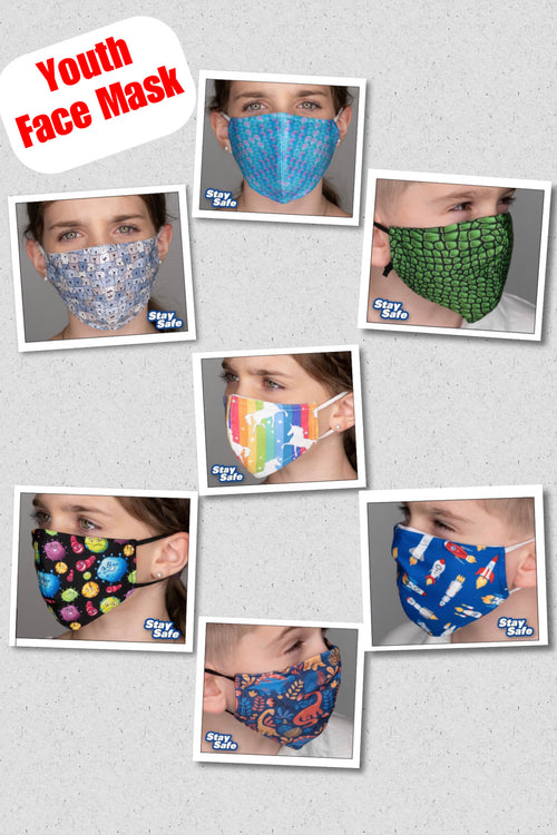 Youth FUN Face Mask