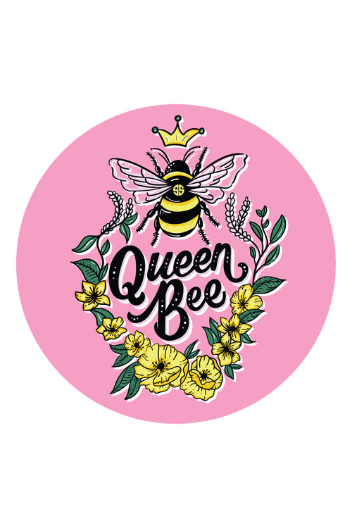 """Queen"" Car Coasters by Simply Southern"