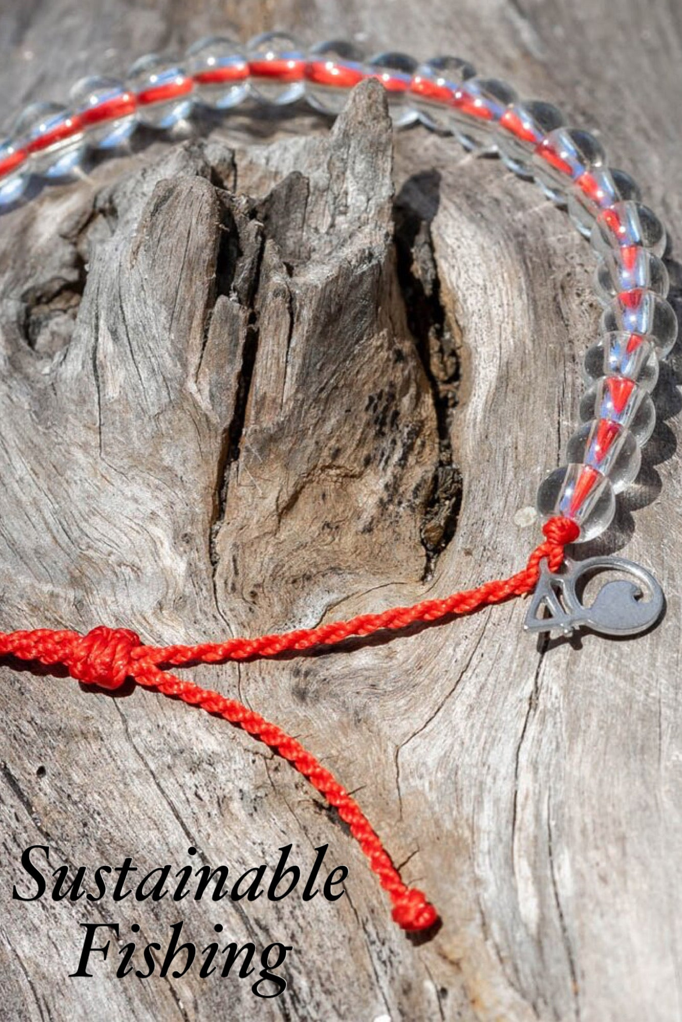 The Sustainable Fishing Bracelet by 4oceans