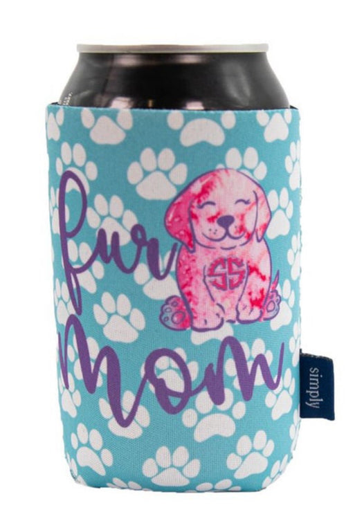 """Furmama"" Can Holder by Simply Southern"
