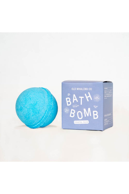 Coastal Calm Bath Bomb by Old Whaling Co.