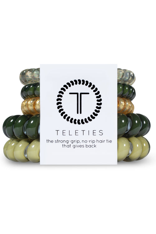Teleties ~ Nature's Palette, 5 pack