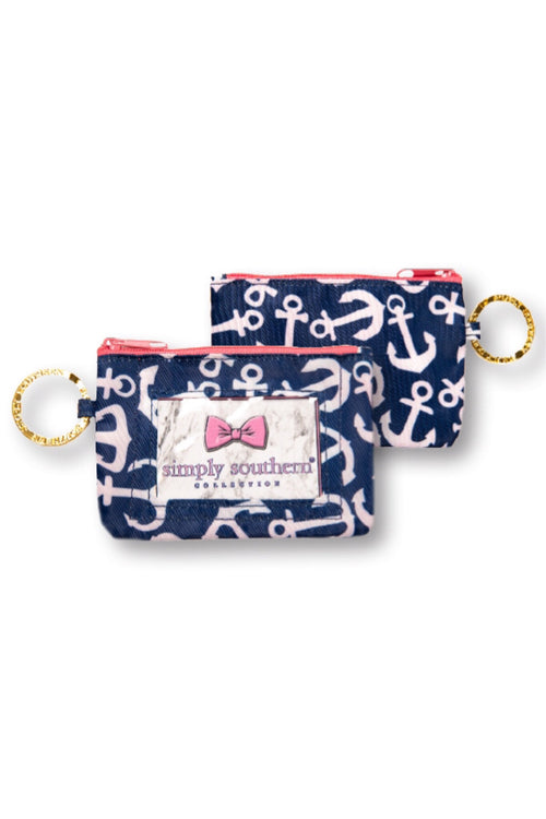 Simply Southern Key ID Pouches