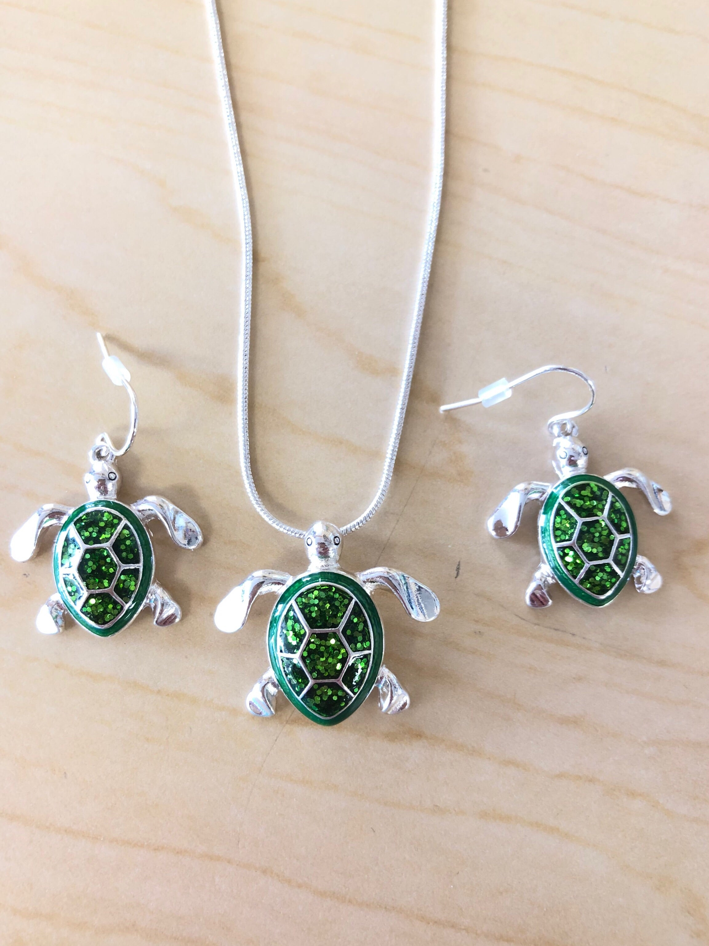 Shelly's Turtle Necklace Sets