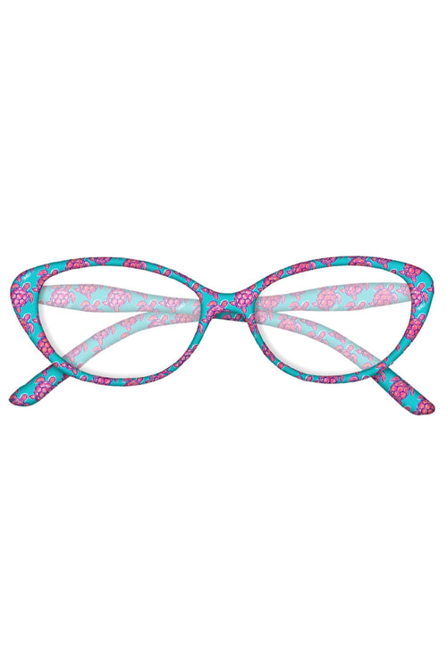 """Turtle"" Reading Glasses by Simply Southern"