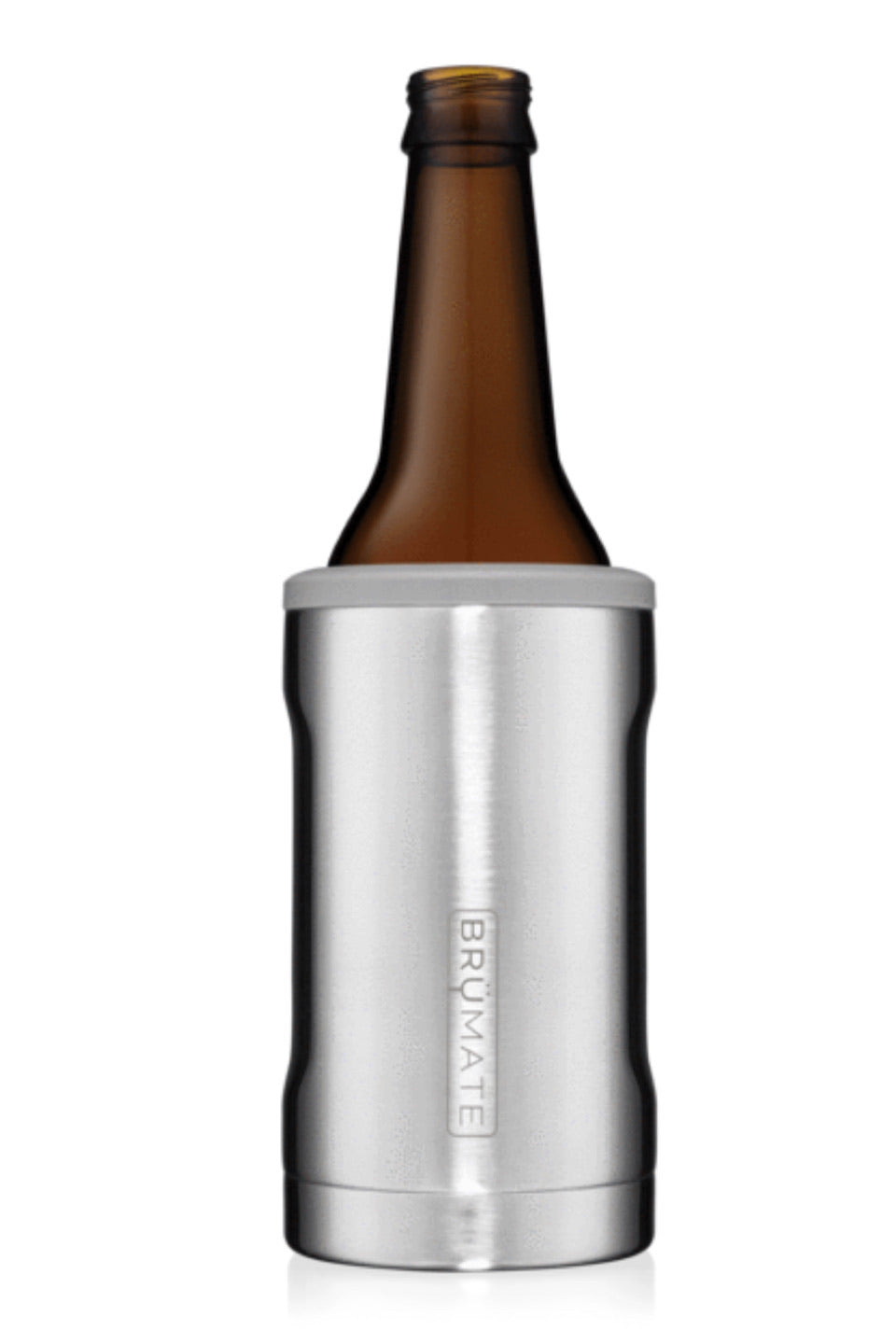 Stainless Hopsulator BOTT'L by BrüMate