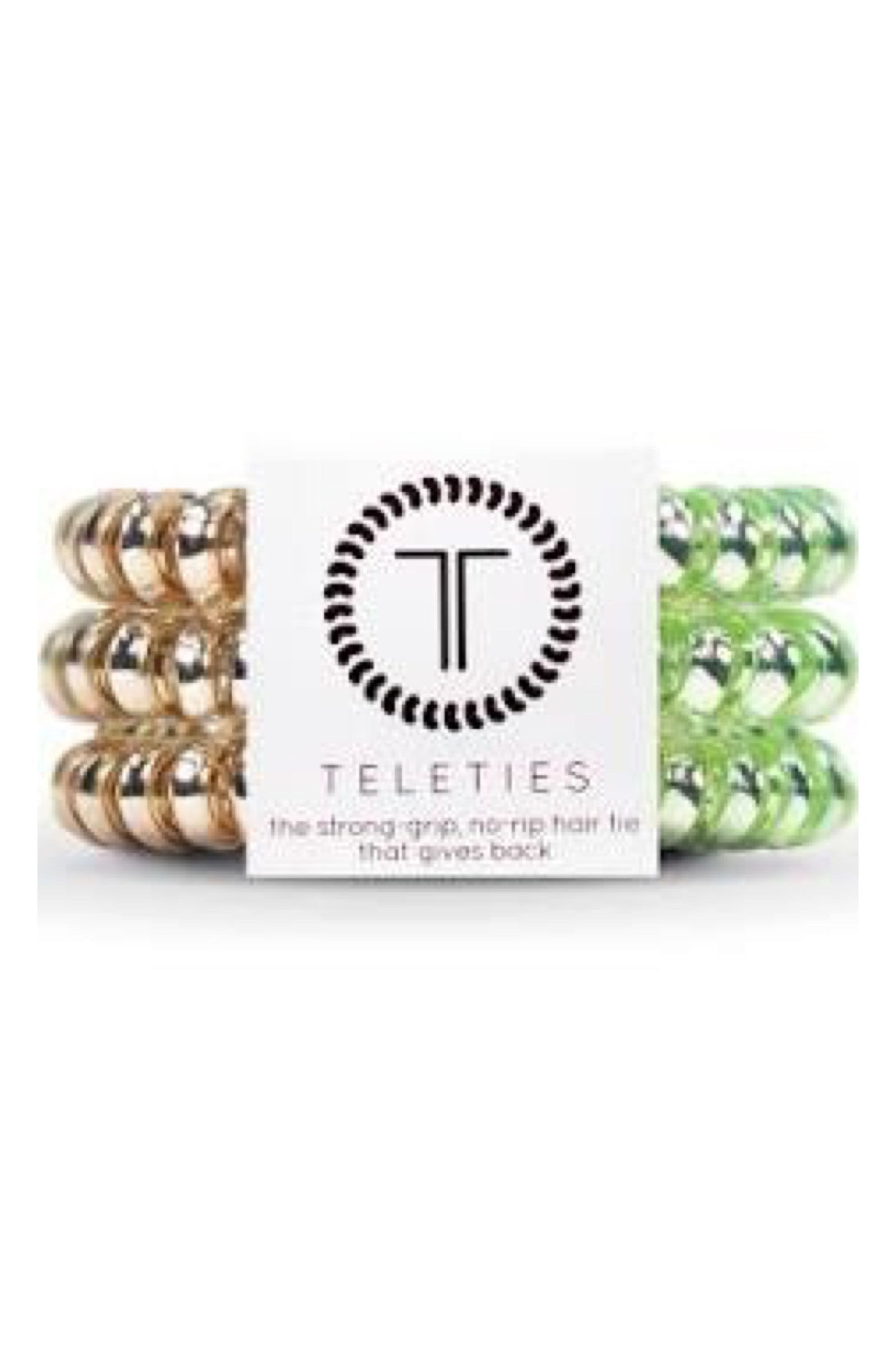 Teleties ~ Calypso Sheen Small 3 pack