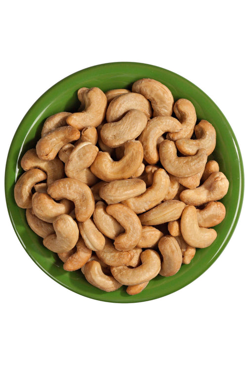 Salted Jumbo Cashews by Virginia Diner