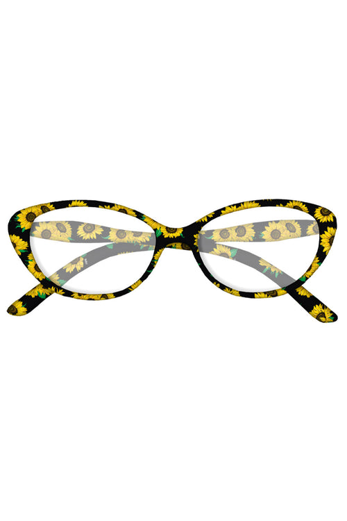 """Sunflower"" Reading Glasses by Simply Southern"