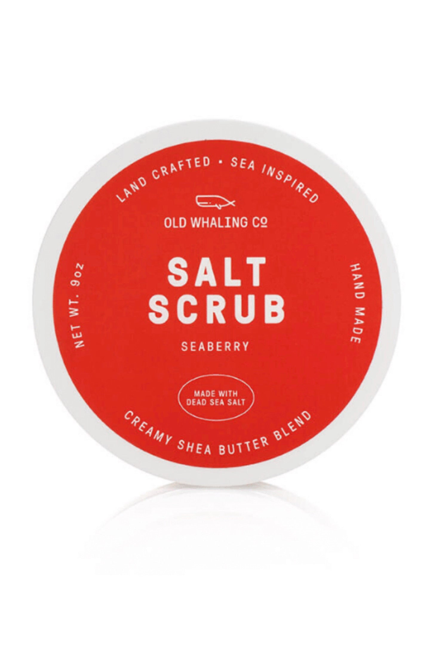 Seaberry Salt Scrub by Old Whaling Co