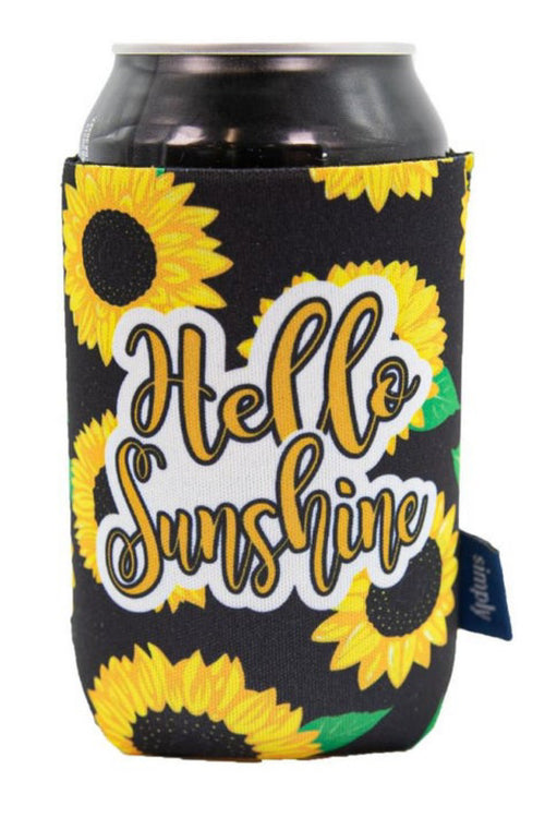 """Sunflower"" Can Holder by Simply Southern"
