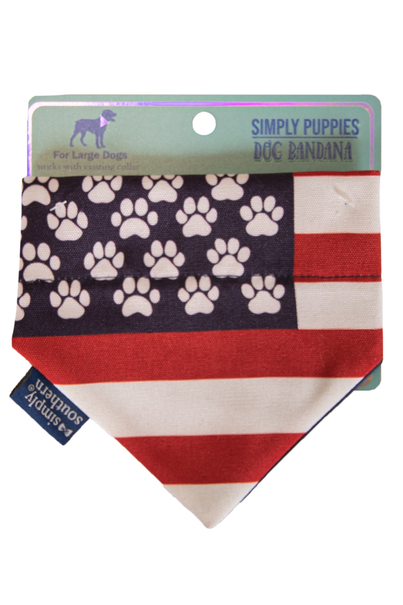 Pet Bandana by Simply Southern