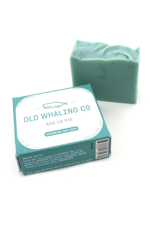Sea La Vie Bar Soap by Old Whaling Co