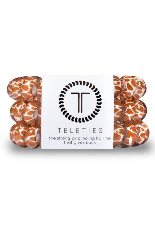 Teleties ~ Giraffe, Small 3 pack