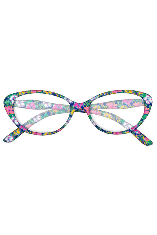 """Tropical"" Reading Glasses by Simply Southern"