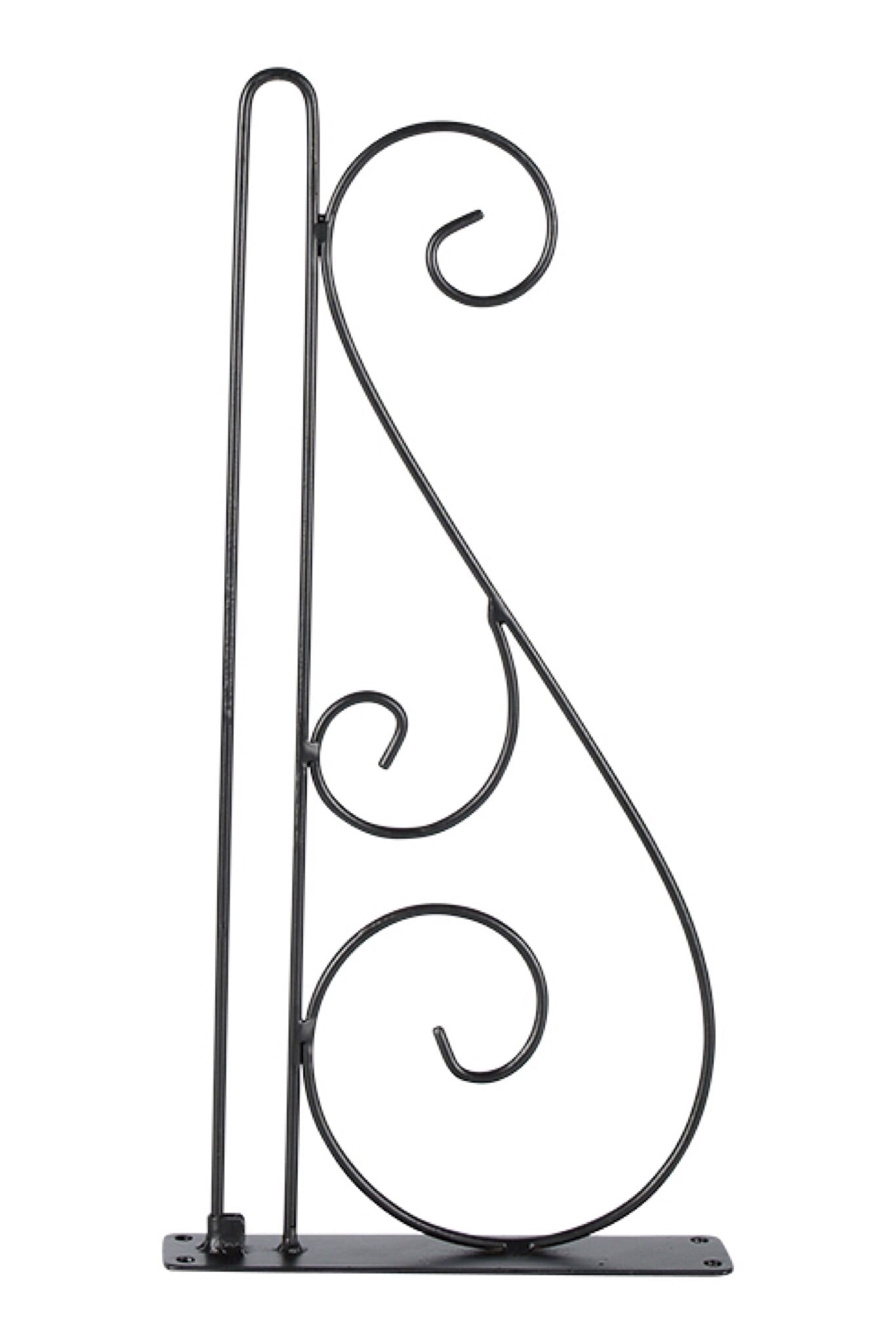 Garden Flag Scroll Bracket