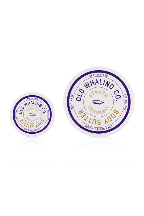 French Lavender Body Butter by Old Whaling Co.