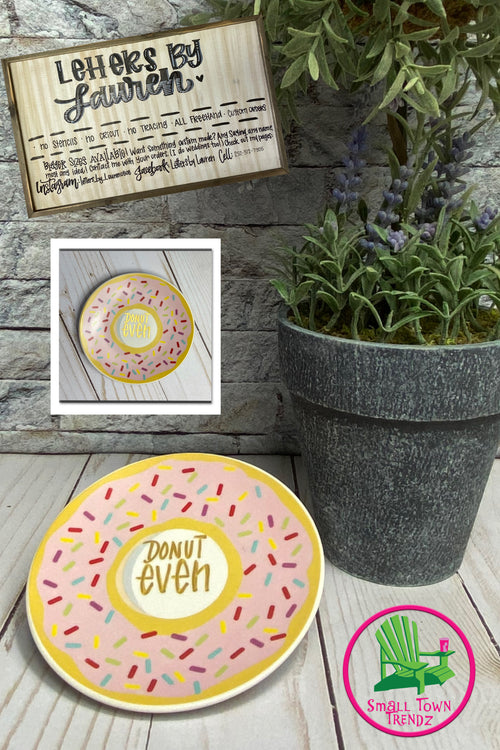 Trendy Porcelain Ring Trays