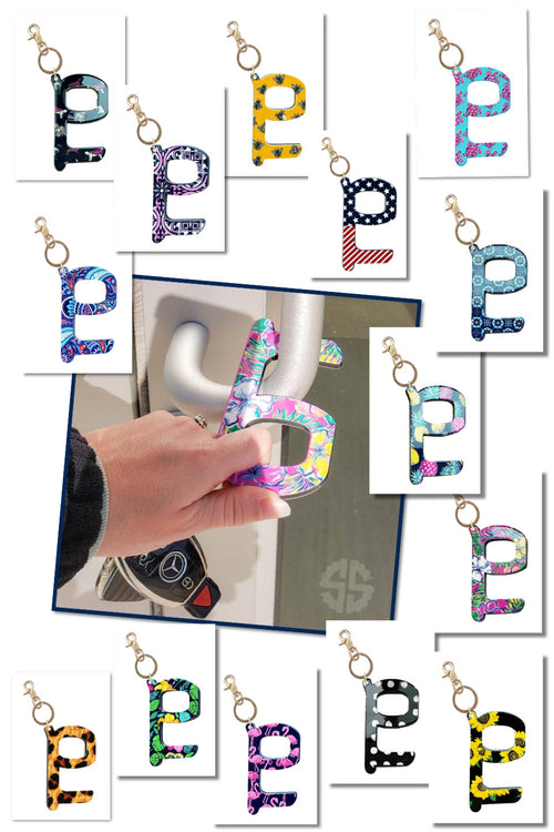Hands Free Key Chains by Simply Southern
