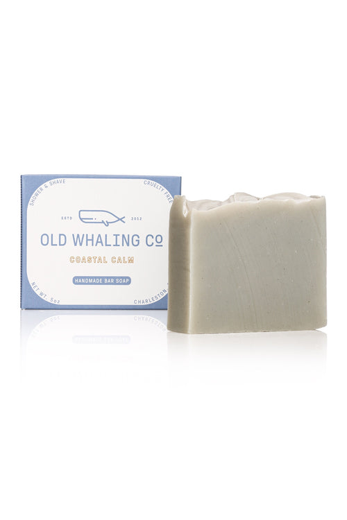 Coastal Calm Bar Soap by Old Whaling Co