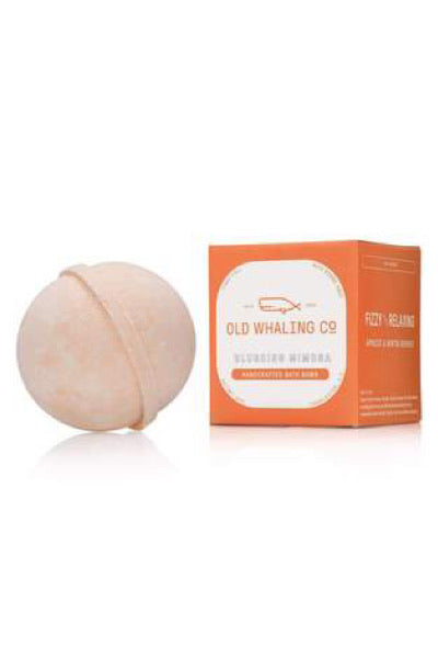 Blushing Mimosa Bath Bomb by Old Whaling Co.